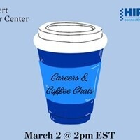 Career and Coffee Chat with Esports