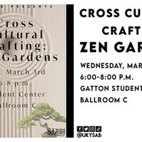 Cross Cultural Crafting: Zen Gardens
