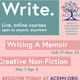 Creative Non-Fiction Writing