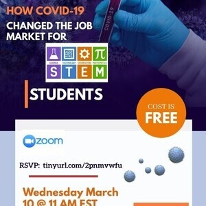 How COVID-19 changed the job market for STEM students