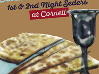 Celebrate Passover with 1st and 2nd Night Seders