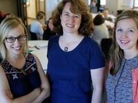 Language Resource Center Speaker Series - Cassandra Glynn, Pamela Wesely, and Beth Wassell
