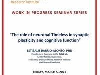 Work in Progress Seminar Series