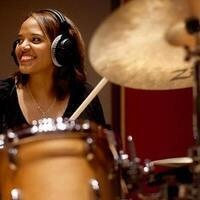 Image: Terri Lyne Carrington; photo by Jacobs. Courtesy of artist.
