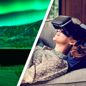 Lunch Break Science: Mental Health and Virtual Reality