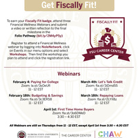 Fiscally Fit: Let's Talk Credit!