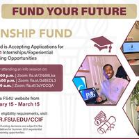 Internship Fund Info Session