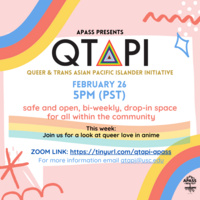 QTAPI: A Look at Queer Love in Anime