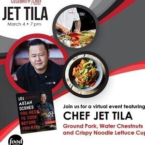 Celebrity Chef: Jet Tila