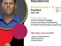 PIHE's Entrepreneur in Residence: Michael Frenkel P'22