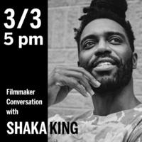 "Filmmaker Conversation with Shaka King (""Judas and the Black Messiah"")"