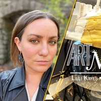 Lilli Kayes - Art Now! Lecture