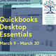 Quickbooks Desktop Essentials