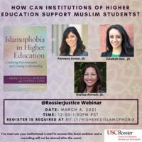 Institutional Islamophobia in Higher Education