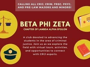 Beta Phi Zeta Meeting