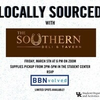 Locally Sourced with the Southern Deli and Tavern