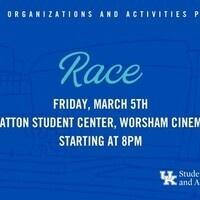 SOA's Cinema Series: RACE