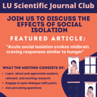 Scientific Journal Club Article Discussion