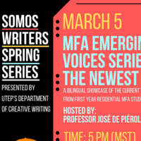 MFA Emerging Voices: The Newest