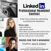LinkedIn Professional Headshot Contest
