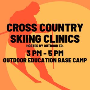 Cross Country Ski Clinics