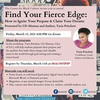 Find Your Fierce Edge with Taria Pritchett
