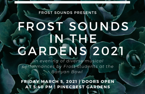 Frost Sounds In The Gardens