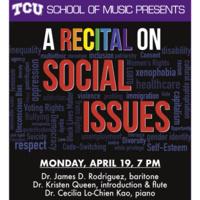 Student Recital Series: Studio class recital of James Rodriguez