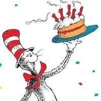 Dr. Seuss Birthday Celebration Craft