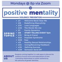 Positive MENtality