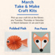 Take & Make Crafts