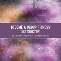 Becoming A Group Fitness Instructor - Interest Meeting
