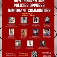 State of Asylum 2021:  How Immigration Policies Oppress Immigrant Communities
