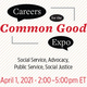 Careers for the Common Good Expo