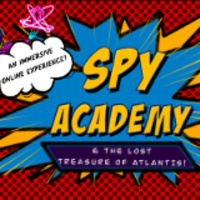 Spy Academy & the Lost Treasure of Atlantis