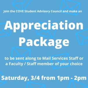 Colgate Appreciation Event