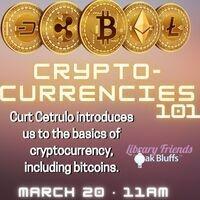 Cryptocurrencies 101