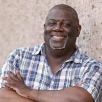 Victor Bell, Director of the UC Santa Barbara Gospel Choir