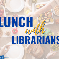 Lunch with Librarians