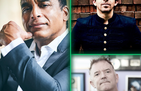 Frost Sessions: The Power of Connections with Jon Secada, Tim Mitchell, and George Noriega