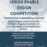 LU Enable Club: Biomedical design for students of all backgrounds | Engineering
