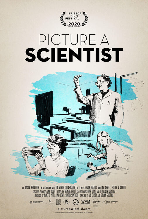 Mar 5, 2021: International Women's Day 2021 Event - Movie Night: Picture a Scientist