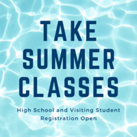 Summer Session Visiting Student Registration Open