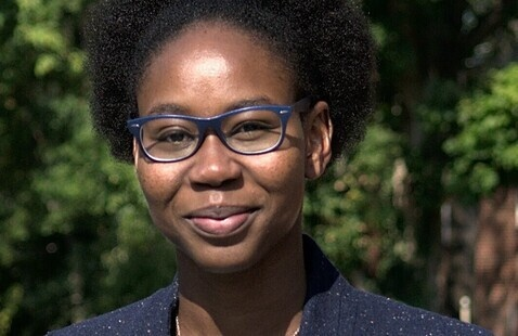 """Faculty Candidate Seminar  Dr. Hawa Racine Thiam - """"The Nucleus: Squeeze it, Burst it, to Mediate Immune Responses"""""""