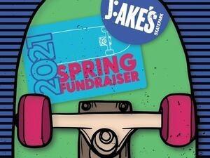Help Build Jake's Skate Park at Rash Field Park! Fundraiser & Online Silent Auction