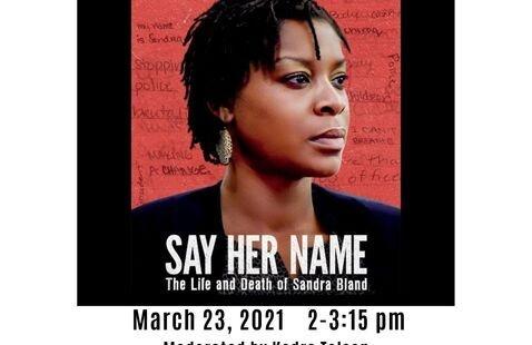 Image of Sandra Bland