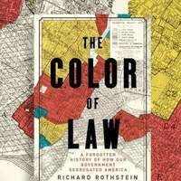 Interdisciplinary Panel Richard Rothstein's The Color of Law