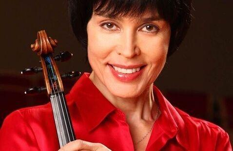 Masterclass with Prof. Julia Bushkova (violin, University of North Texas)