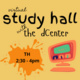 Virtual Study Hall with the dCenter