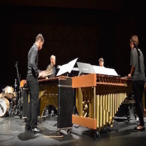 Graduate Percussion Ensemble